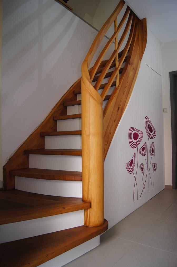 treppen renovierung markus k hres ihre schreinerei in darmstadt f r hochwertige. Black Bedroom Furniture Sets. Home Design Ideas