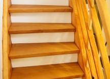 Treppenüberlick danach