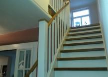 Geländer Holztreppe